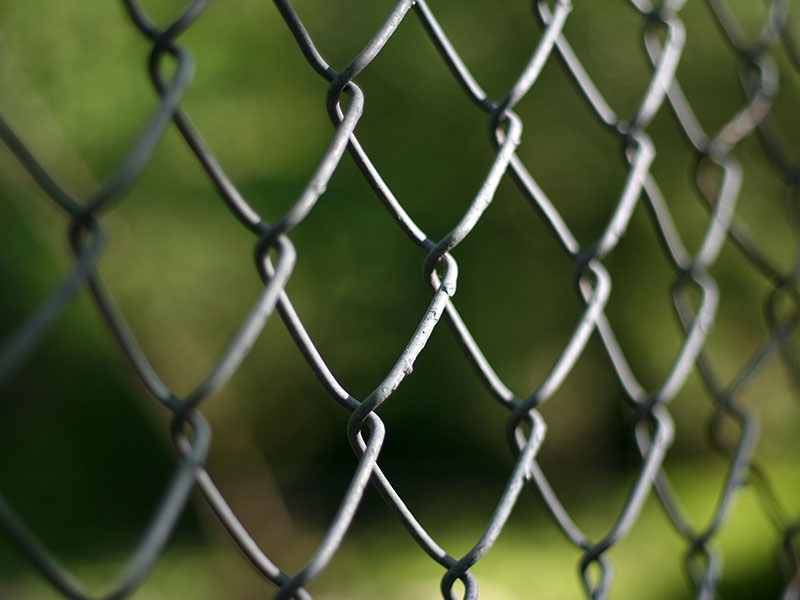 CHAINLINK FENCES